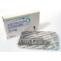 Aromasin 30 Tablets 25 mg Pfizer EXP
