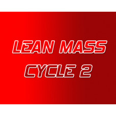 Lean Mass Steroid Cycle 2
