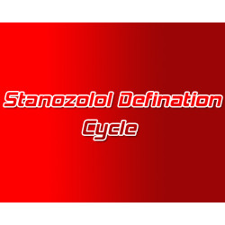 Stanozolol Definition Steroid Cycle