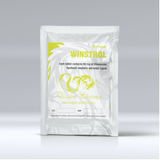 Winstrol Oral 100 Tablets 50mg Dragon Pharma