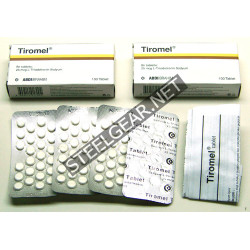 Cytomel (T3) 100 Tablets 25 mcg Abdi Ibrahim EXP