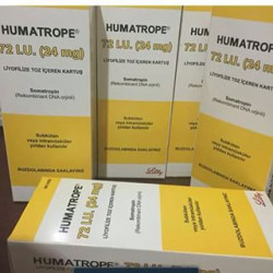 Humatrope 72 ui 24 mg Lilly