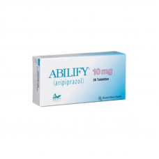 ABILIFY 10 mg 28 Tablets Bristol - Myers Squibb
