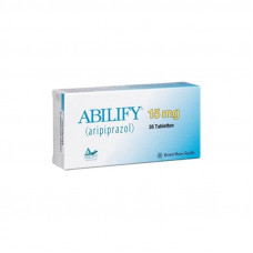 ABILIFY 15 mg 28 Tablets Bristol - Myers Squibb