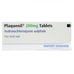 Phaquenil 200mg 2 Tablets Sanofi Aventis