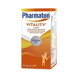 Pharmaton Multivitamin 60 Caps Sanofi