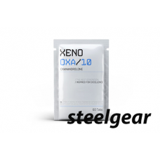 OXA 10 Mg 60 TABLETS - XENO LABS